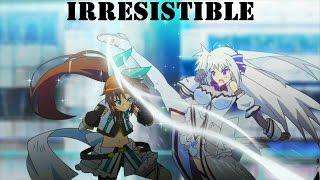 ViViD Strike!【AMV】Rinne vs Fukka►Irresistible