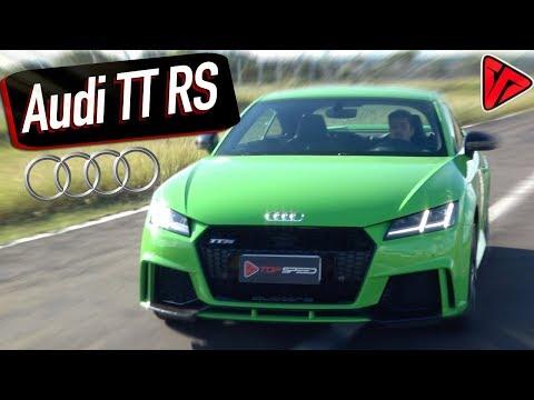 Audi TT RS 2018 2.5T 400cv (Avaliação)  | Top Speed
