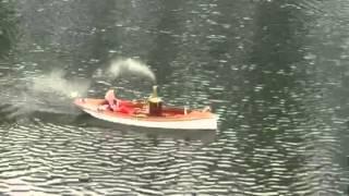 Schiffsmodell Staatsmeisterschaft 2015 in Au an der Donau