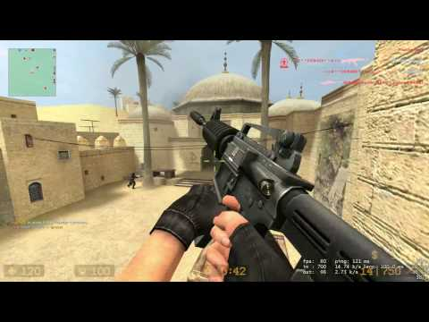 Counter Strike Source - Deathmatch (Part 3)