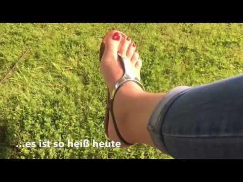 Bild: Meine Sommerfüße, naked Summer Feet Teil 1