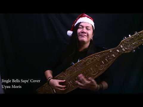 Jingle bells I Sape' Cover, Borneo Traditional Instrument I Uyau Moris