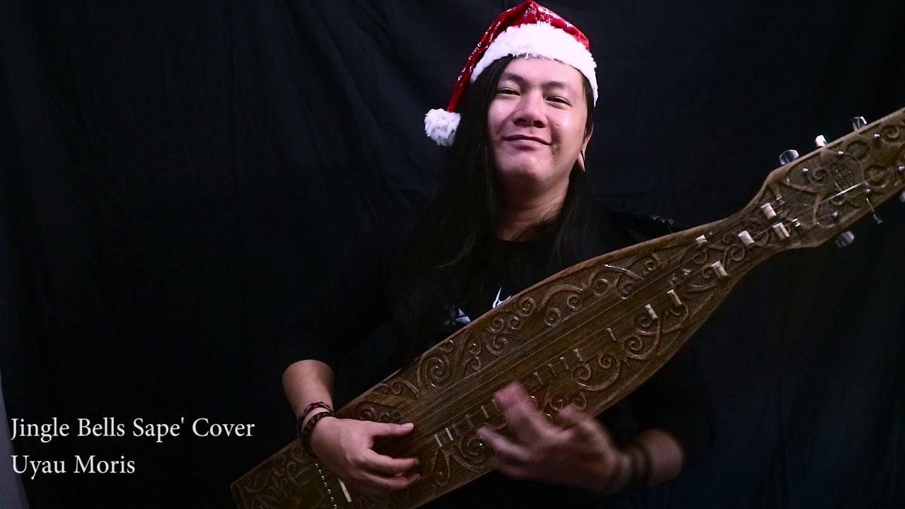 Jingle Bells I Sape' Cover, Borneo Traditional Instrument