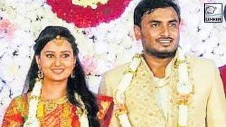 Amulya Got Engaged To Ex Corporator