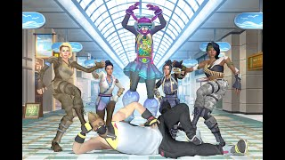 [MMD] Fortnite Models and Dance Emotes Part 1 + Download Link