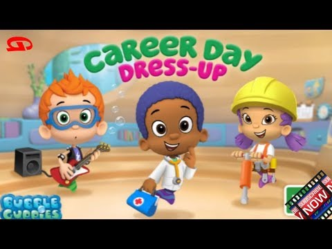 Bubble Guppies Career Day Dress-Up (Nick Jr Games)