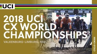 2018 UCI Cyclo-cross World Championships - Valkenburg-Limburg (NED) / Men U23