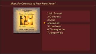 Music For Quietness by Prem Rana