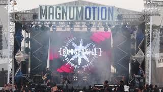 Burgerkill - Under The Scars live at Magnumotion Bandung Chapter 2018