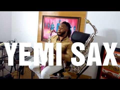 Yemi Sax - Fake Love (Original by Wizkid & Duncan Mighty)