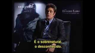 O Lobisomem - Benicio Del Toro