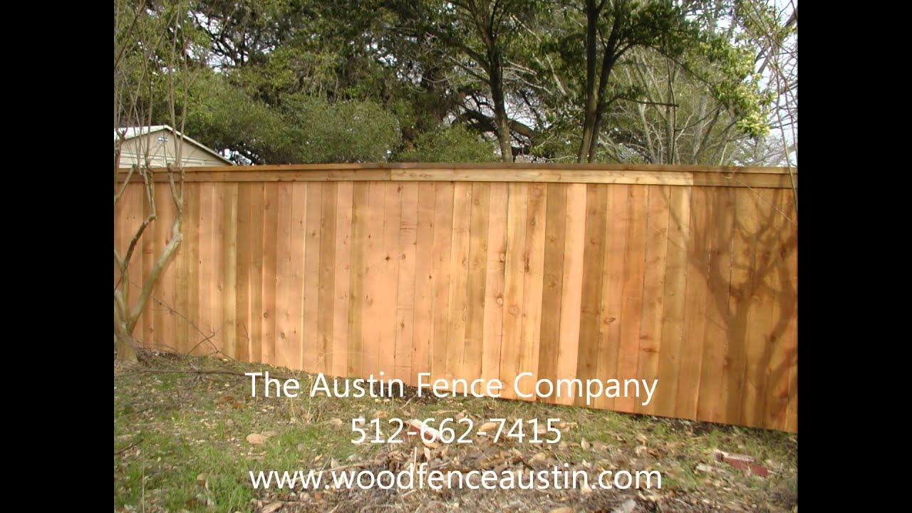 Privacy Fence Installation Round Rock Tx 512 949 8943