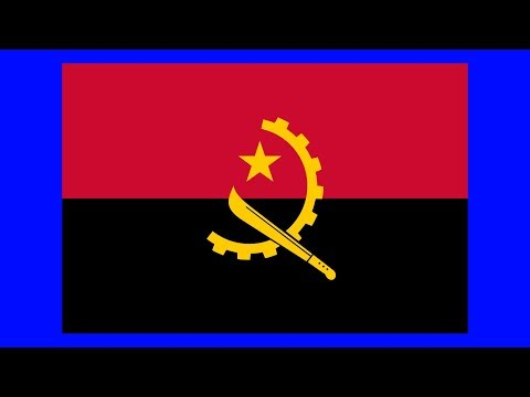 Flags Of Angola - History And Meaning