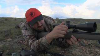 Long Range Hunting - 1,380 yard Antelope - Extreme Outer Limits TV