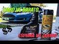 LAVANDO EL MOTOR DEL FIESTA Y COMPARANDO PRODUCTOS... (CARO VS BARATO)