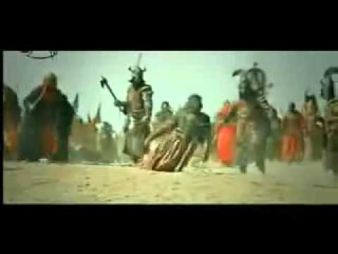 An Iraqi arabic beautiful song blaring/ Video Clip