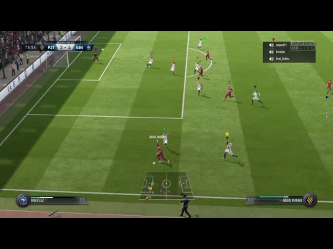 Singapore Team B Virtual Pro Club