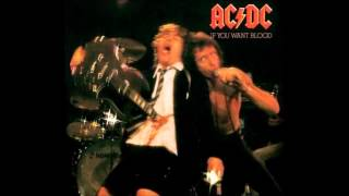 06. AC/DC - Whole Lotta Rosie (If You Want Blood, You