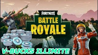 FORTNITE HACK V-BUCKS SUR IOS/ANDROID