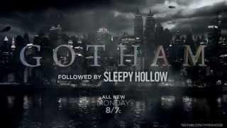 Gotham ( Готэм ) 1 сезон 17  серия Русская озвучка ( Промо )