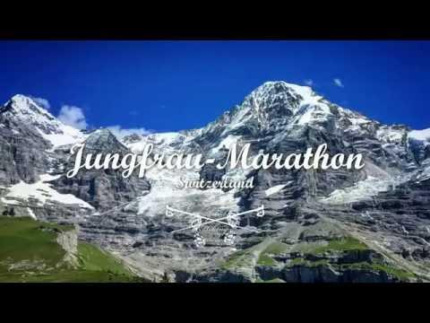 Jungfrau-Marathon - complete course (Switzerland)