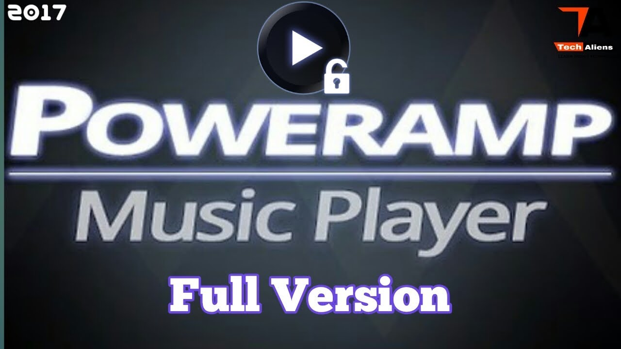 poweramp apk full version 2018