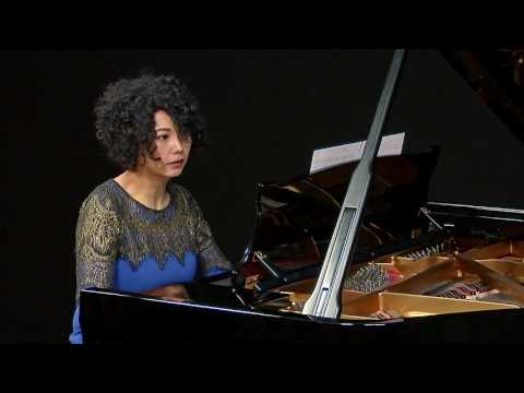 Chenyin Li plays Brahms Waltz Op 39 No 14