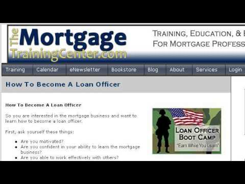 How-To Become A Loan Officer In California