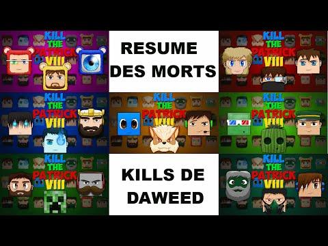 KTP 8 Résumé des morts + Kills de Daweed