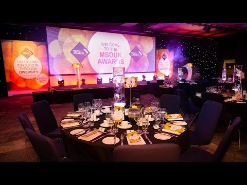 MSDUK 2018 Conference & Awards | Vox Conference Centre, Birmingham