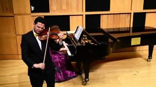 Beethoven: Violin Sonata No.1, Op.12 - II. Tema con variazioni. Andante con moto