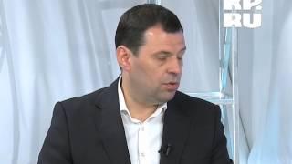 Дмитрий Пронин: Все такси в Москве будут желтого цвета(, 2012-10-01T09:41:51.000Z)