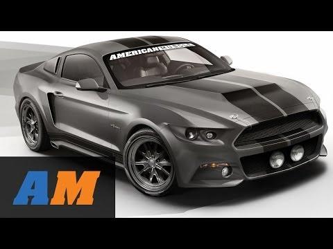 2015 Mustang Eleanor, Bullitt or Iacocca? - AmericanMuscle.com-popFilm
