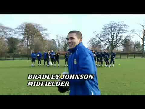 Leeds United - Crossbar Challenge