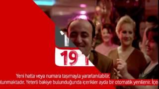 Vodafone Faturasız Duble 1000 Reklamı