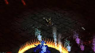 Let's Play Diablo II - Part 57 - Fighting Diablo Continued
