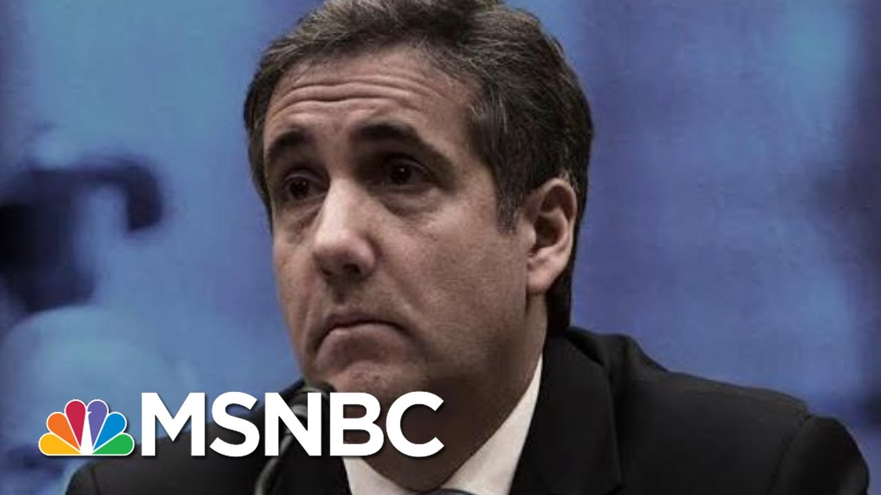 Trump's ex-lawyer Michael Cohen back in prison after he balked at ...