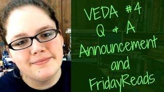 VEDA #4 | #FRIDAYREADS Thumbnail
