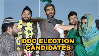 DDC ELECTION CANDIDATES FUNNY VIDEO - KASHMIRI KALKHARABS
