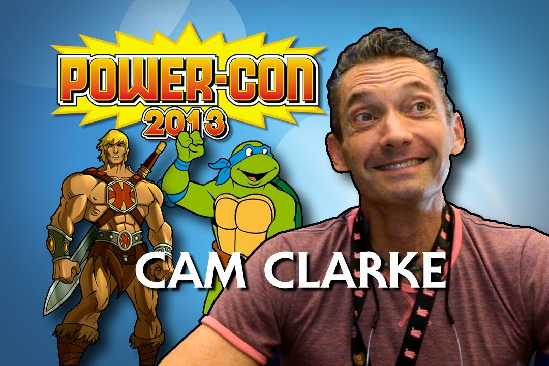 cam clarke voice actor