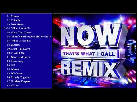 Various Artists - NOW That's What I Call Remix