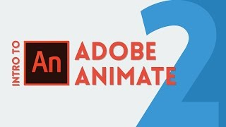 Intro to Adobe Animate [Part 2] | Tutorial
