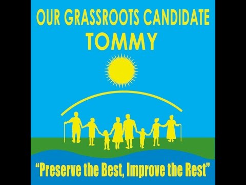 OUR GRASSROOTS CANDIDATE RALLY OCT 30 2016