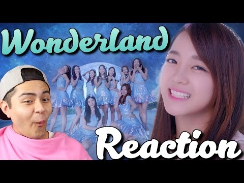 gugudan(구구단) - Wonderland MV (REACTION) \