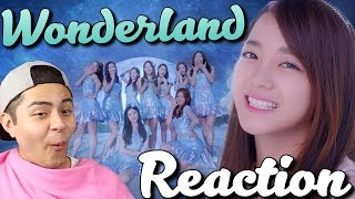 "gugudan(구구단) - Wonderland MV (REACTION) ""TOO CUTE TO HANDEL!?"""