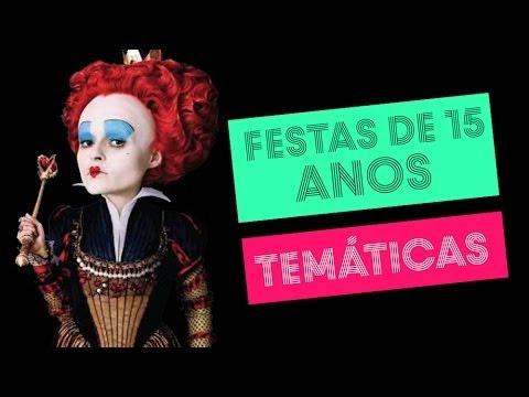 #FICAaDICA - Festa de 15 anos - Festas Temáticas