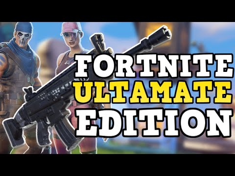 PURCHASING FORTNITE ULTIMATE EDITION!   Fortnite Save The World