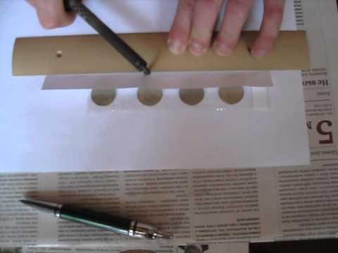 как сделать органайзер для книги своими руками видео