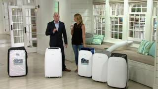 Honeywell 10,000 BTU Air Conditioner with Timer on QVC