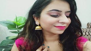Soft Glam Look | How to do makeup step by step for beginners